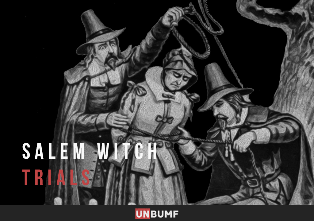the violation of human rights during the salem witch trials During the salem witch trials, many violations of today´s universal declaration of human rights occurred inclusively, some are still being done today upon having a victim under an acusation, many articles were not respected this is shown in the manner in which past time juries treated the accused.