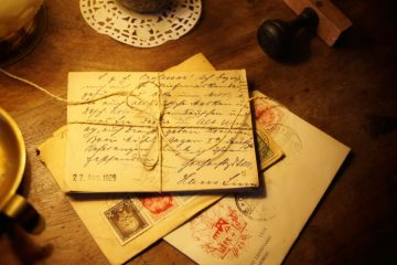 Forgotten Writing Letters_UnBumf