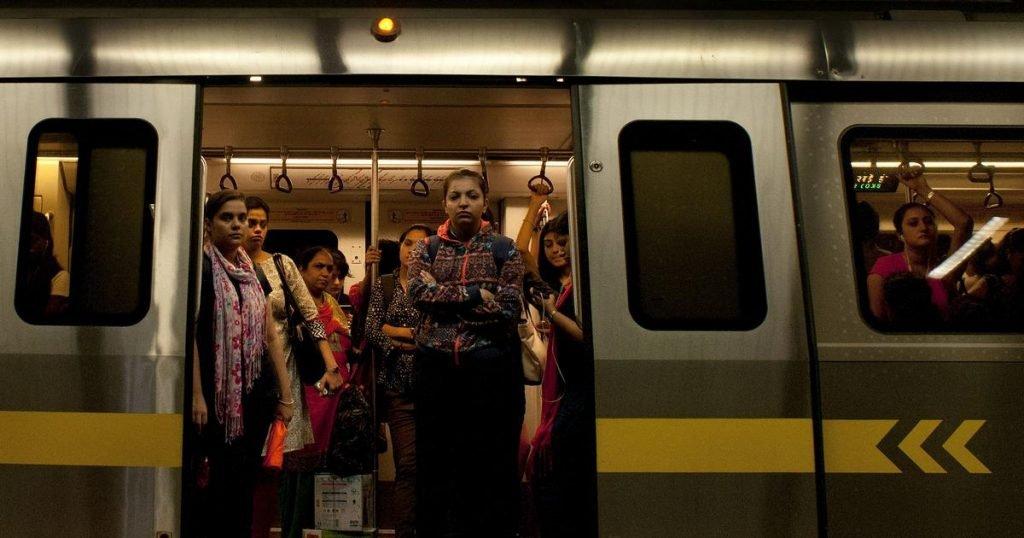 Women will ride the metro for free in Delhi_UnBumf